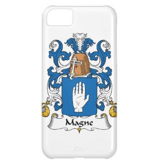 Escudo de la familia de Magne