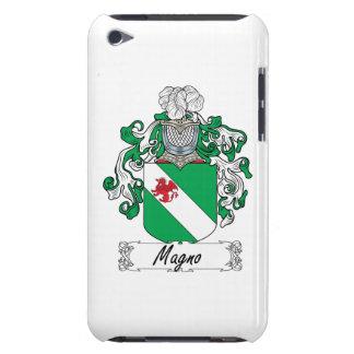 Escudo de la familia de Magno iPod Touch Case-Mate Cárcasas