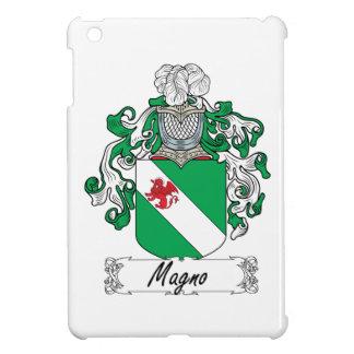 Escudo de la familia de Magno iPad Mini Cárcasas