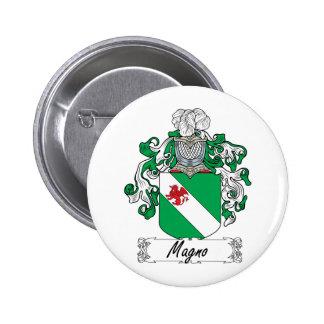 Escudo de la familia de Magno Pin