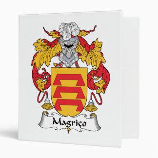 Escudo de la familia de Magrico