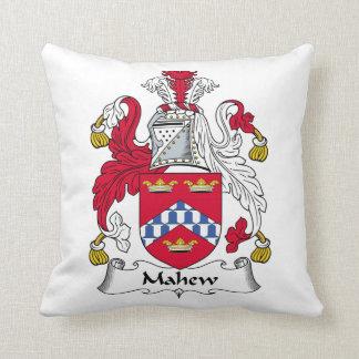 Escudo de la familia de Mahew Almohadas
