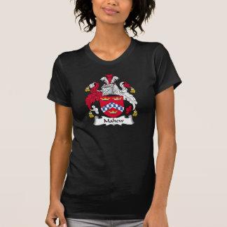 Escudo de la familia de Mahew Camisetas