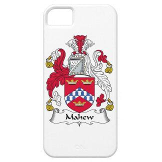 Escudo de la familia de Mahew iPhone 5 Case-Mate Funda
