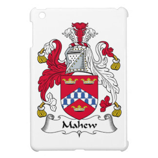 Escudo de la familia de Mahew iPad Mini Cobertura