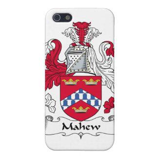 Escudo de la familia de Mahew iPhone 5 Cobertura