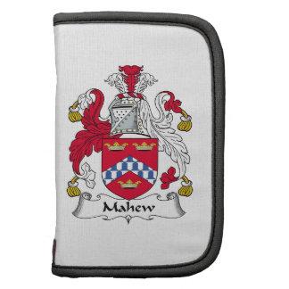 Escudo de la familia de Mahew Organizadores