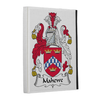 Escudo de la familia de Mahewe