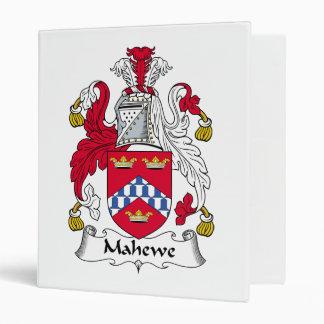 """Escudo de la familia de Mahewe Carpeta 1"""""""