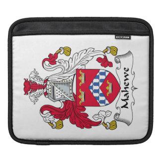 Escudo de la familia de Mahewe Mangas De iPad
