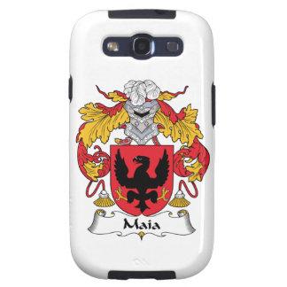 Escudo de la familia de Maia Samsung Galaxy S3 Cobertura