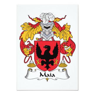 Escudo de la familia de Maia