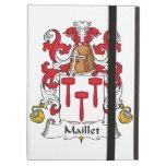Escudo de la familia de Maillet