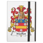 Escudo de la familia de Maillot