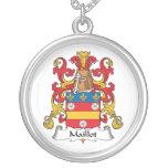 Escudo de la familia de Maillot Grimpola