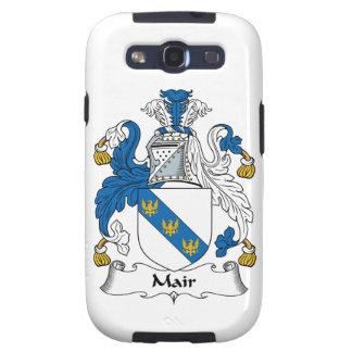 Escudo de la familia de Mair Samsung Galaxy S3 Fundas
