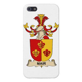 Escudo de la familia de Mair iPhone 5 Fundas