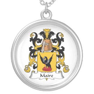 Escudo de la familia de Maire Collar