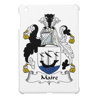 Escudo de la familia de Maire iPad Mini Coberturas