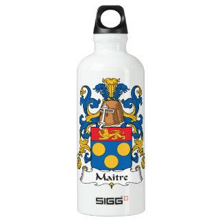 Escudo de la familia de Maitre