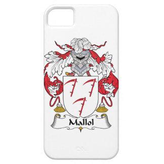 Escudo de la familia de Mallol iPhone 5 Coberturas
