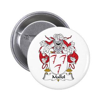 Escudo de la familia de Mallol Pin