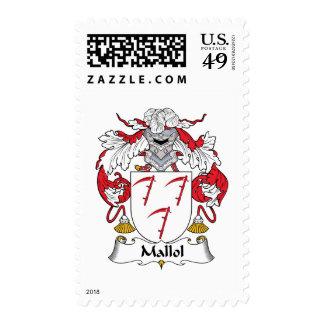 Escudo de la familia de Mallol Envio