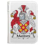 Escudo de la familia de Manders
