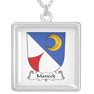 Escudo de la familia de Maneck Collar