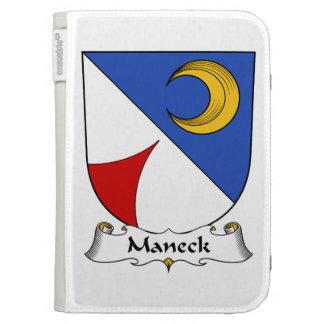 Escudo de la familia de Maneck
