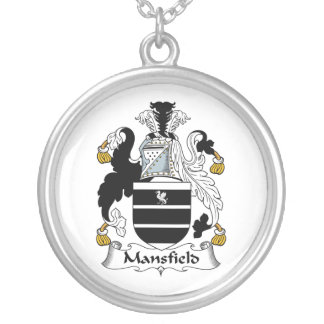 Escudo de la familia de Mansfield Joyerias Personalizadas