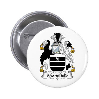 Escudo de la familia de Mansfield Pin