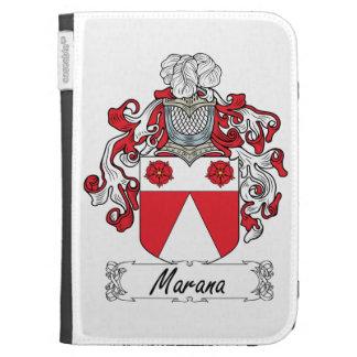 Escudo de la familia de Marana