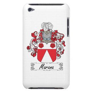 Escudo de la familia de Marana Barely There iPod Funda
