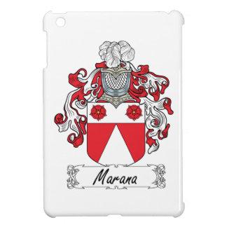 Escudo de la familia de Marana iPad Mini Cobertura