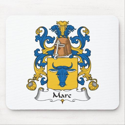 Escudo de la familia de Marc Alfombrilla De Ratón