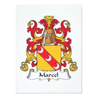 Escudo de la familia de Marcelo Anuncio
