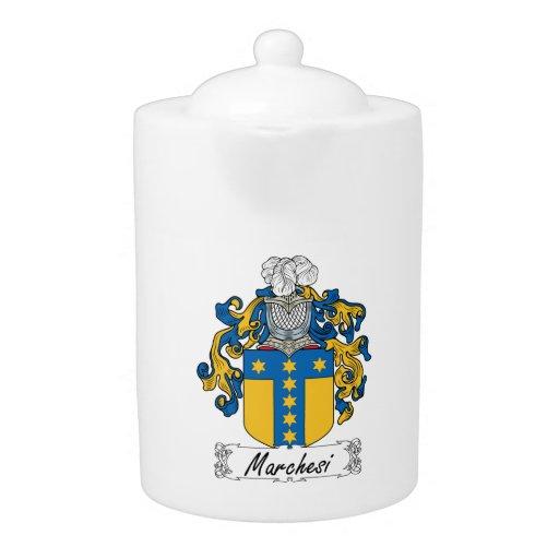 Escudo de la familia de Marchesi