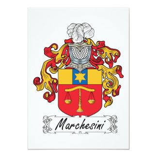 Escudo de la familia de Marchesini