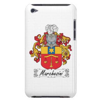 Escudo de la familia de Marchesini iPod Touch Cárcasa