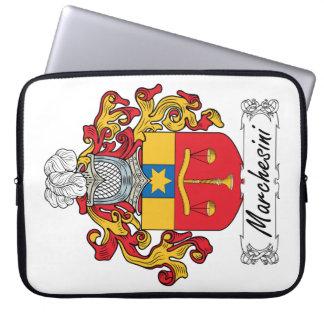 Escudo de la familia de Marchesini Mangas Portátiles