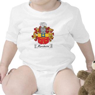 Escudo de la familia de Marchesini Trajes De Bebé
