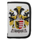 Escudo de la familia de Marcks Organizadores