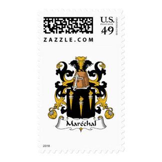 Escudo de la familia de Marechal Sellos