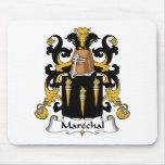 Escudo de la familia de Marechal Tapete De Raton