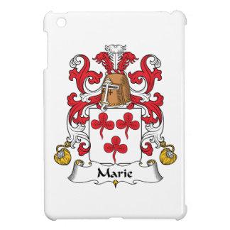 Escudo de la familia de Marie
