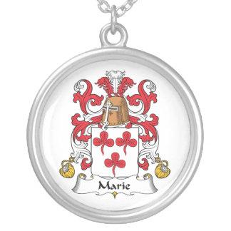 Escudo de la familia de Marie Collares