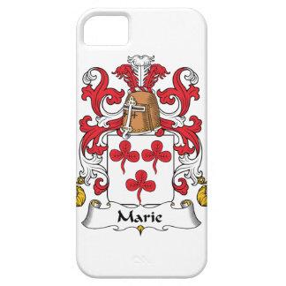 Escudo de la familia de Marie iPhone 5 Case-Mate Coberturas