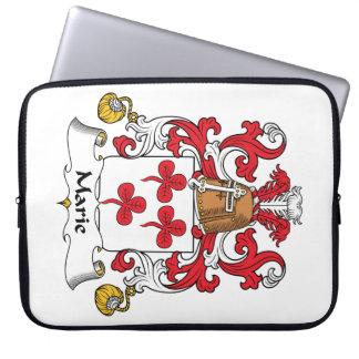 Escudo de la familia de Marie Fundas Ordendadores