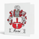 Escudo de la familia de Marioni